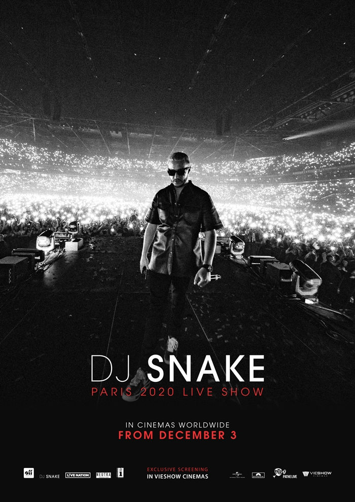 11 (數位)DJ SNAKE - THE CONCERT IN CINEMA
